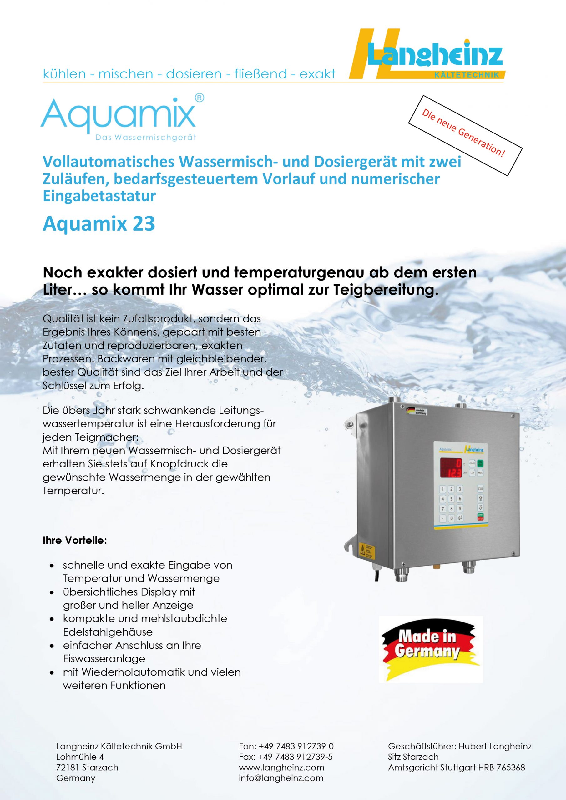 Datenblatt Aquamix 23 (Preview)